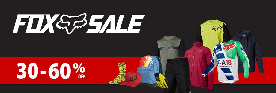 FOX Sale