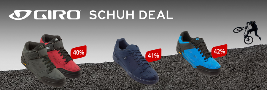 Giro MTB-Schuhe: bis zu 42% sparen