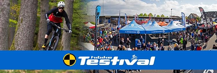HIBIKE Testival - Testevent & Festival am 21.04.2018 in Kronberg