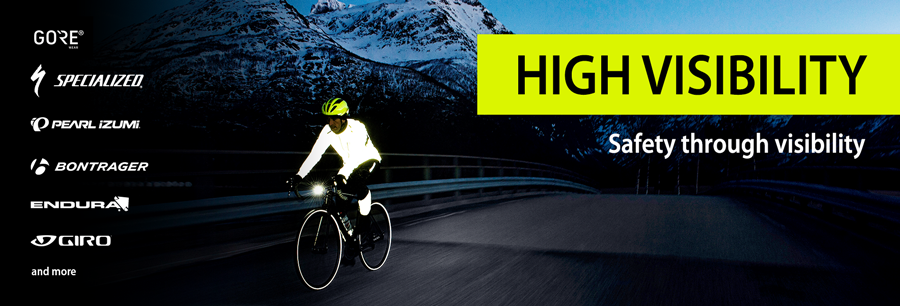 High Visibility - Safety and Visibility!