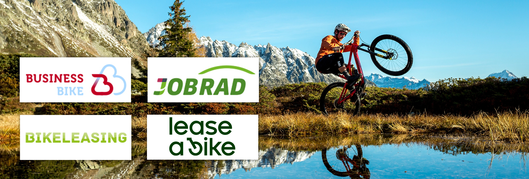 Fahrrad leasen - Business Bike, Job Rad, Lease a Bike & Bikeleasing