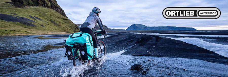 Ortlieb Fahrradtaschen, Bikepacking & Satteltaschen online kaufen