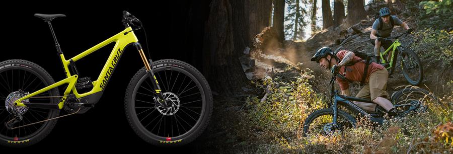 Santa Cruz Heckler CC E-Bike Mod. 2020