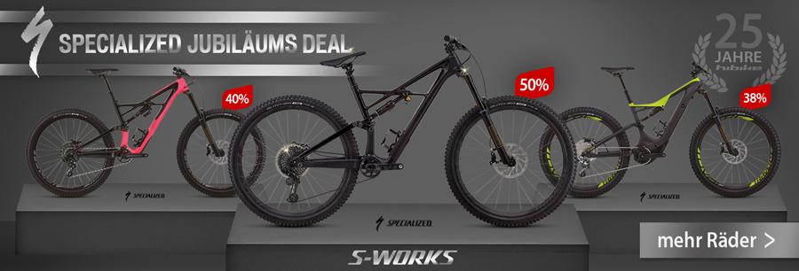 Планински велосипеди Specialized Full-Suspension с намаление от 50% при www.hibike.bg