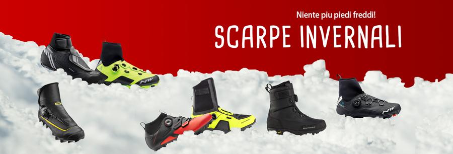 Scarpe invernali - Niente piu piedi freddi!