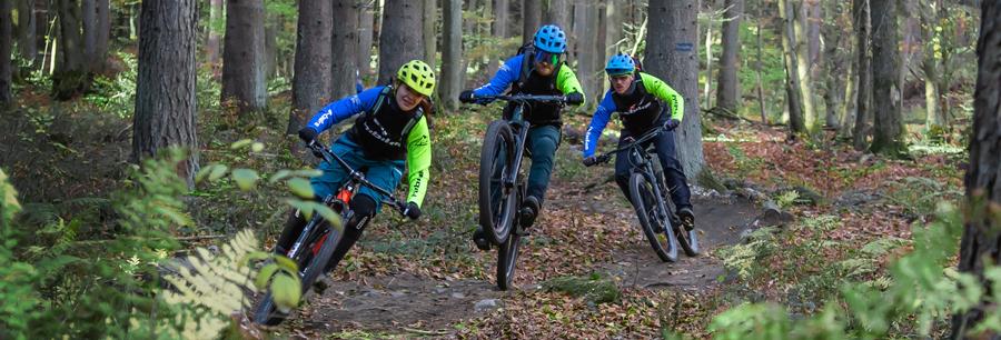HIBIKE Testival - komm mit uns auf geführte Bike-Touren