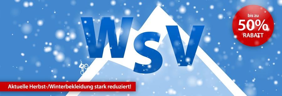 WSV - bei Fahrradbekleidung & Fahrradteilen bis zu 50% online sparen bei hibike.de