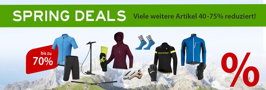 Spring Deals: Die besten Deals für die neue Saison!