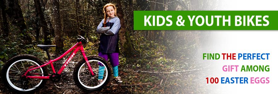 Kinderräder zum absoluten Top-Preis