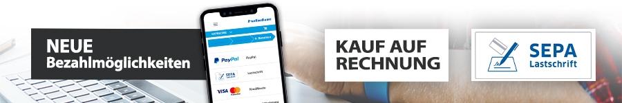 Neue PayPal-Zahlungsmöglichkeiten