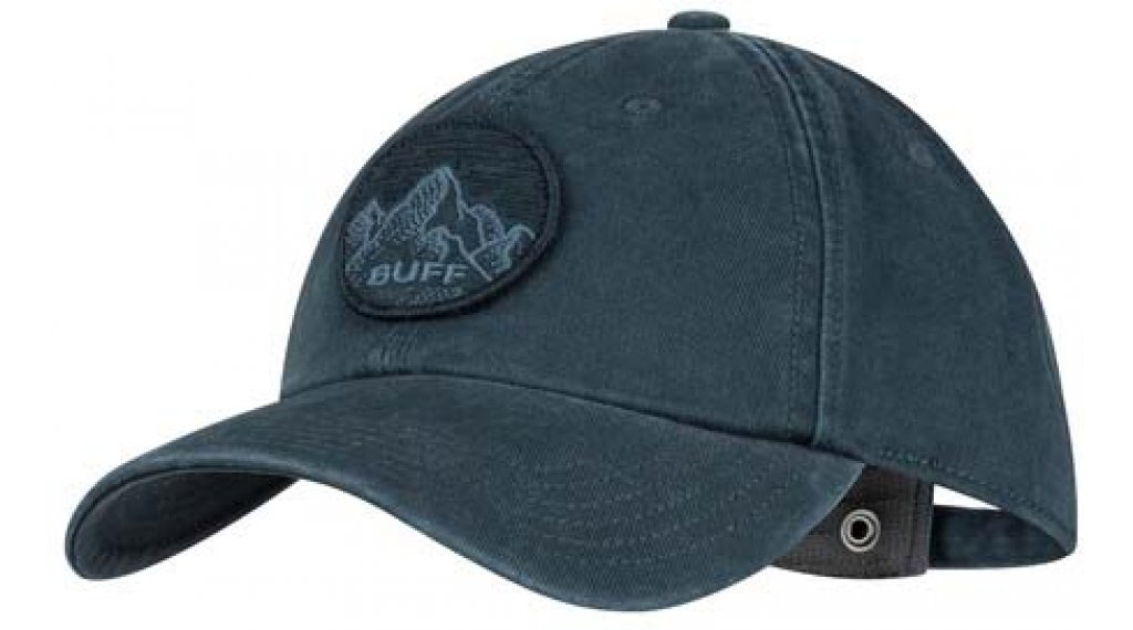 Buff® baseball Cap Cappellino (Conditions: Hot) mis.  unisize noam grigio scuro