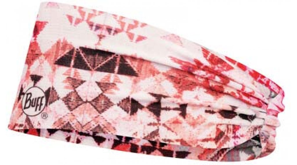 Buff® Coolnet® UV+ Tapered Headband Stirnband (Conditions: Cool) Gr. unisize azir multi