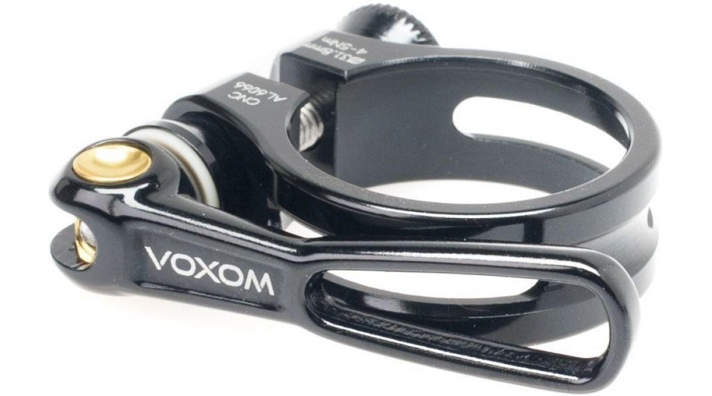 Voxom Sak1 Sattelstützenklemme 31.8mm schwarz