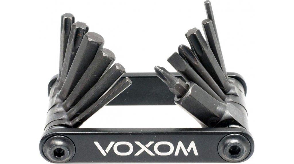 Voxom WKl8 Multifunktionswerkzeug schwarz