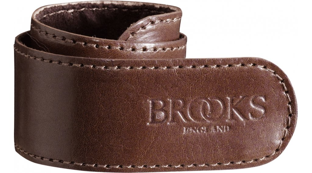 Brooks Trouser Strap Hosenband brown
