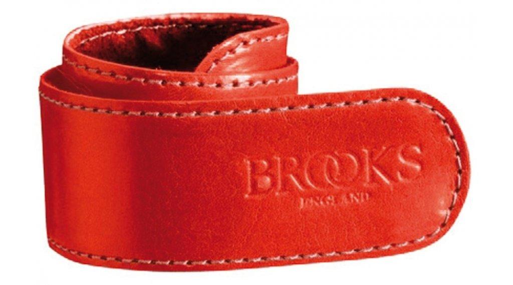 Brooks Trouser Strap Hosenband red