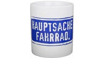 "HIBIKE ""Hauptsache Fahrrad."" tasse"