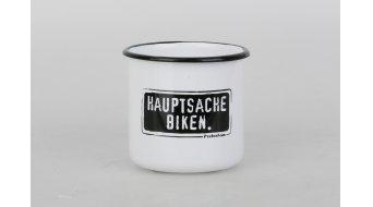 """HIBIKE """"Hauptsache""""  Biken."""" Emaille-杯"""