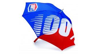 100% Premium paraguas azul