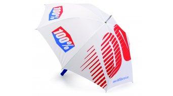 100% estándar paraguas blanco
