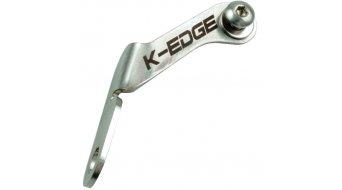 K-Edge Pro Number Holder Startnummernhalter (befestigung an Bremsaufnahme) silver