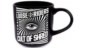 Loose Riders Cult tasse noir