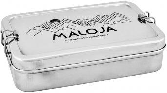 Maloja PlatzeranM. Camping Lunchbox silver