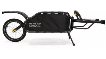 Burley Coho XC Transport gancio black