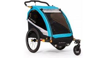 Burley D`Lite X rimorchio bici per bambini aqua