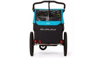 Burley D`Lite X Kinderanhänger aqua