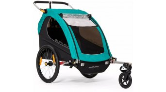 Burley Encore X dětský vozík za kolo turquoise
