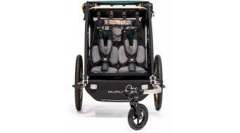 Burley Encore X rimorchio bici per bambini turchese