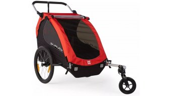 Burley Honey Bee rimorchio bici per bambini red