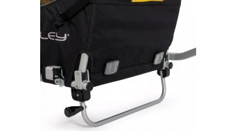 Burley Tail Wagon chien remorque yellow
