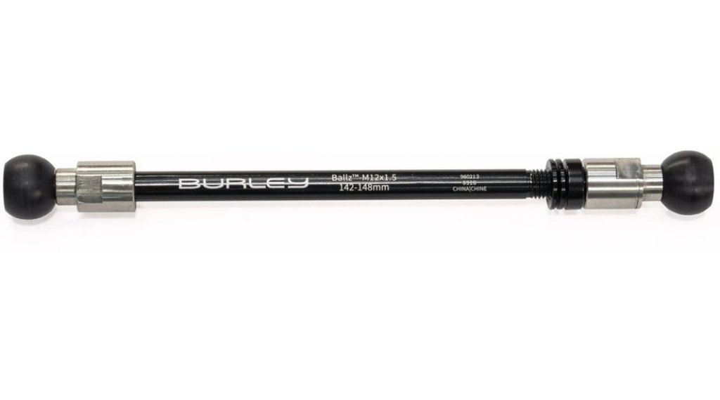 Burley Ballz perno passante M12x1.5 142-148mm nero