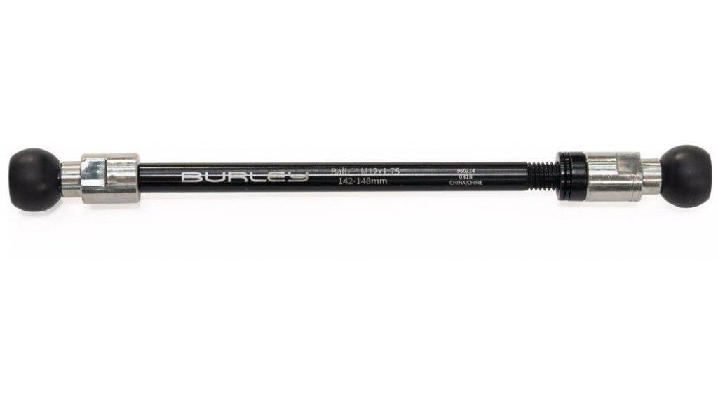 Burley Ballz perno passante M12x1.75 142-148mm nero