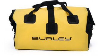 Burley Dry Bag Pack pocket for Coho yellow