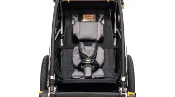 Burley Premium Seat Pads Sitzpolster black