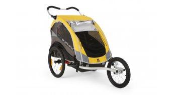 Burley Cub dětský vozík za kolo žlutá/černá model 2018