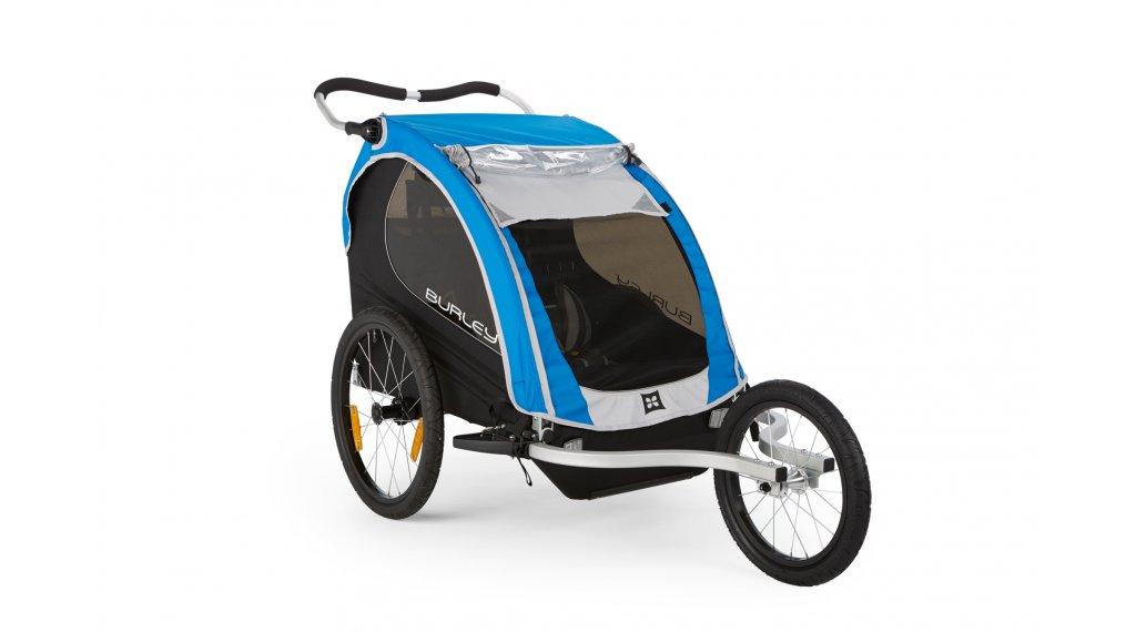 Burley Encore rimorchio bici per bambini blu/nero mod. 2018