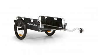 Burley Flatbed Transport gancio black