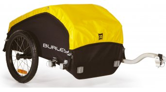 Burley Nomad Transportanhänger yellow/black