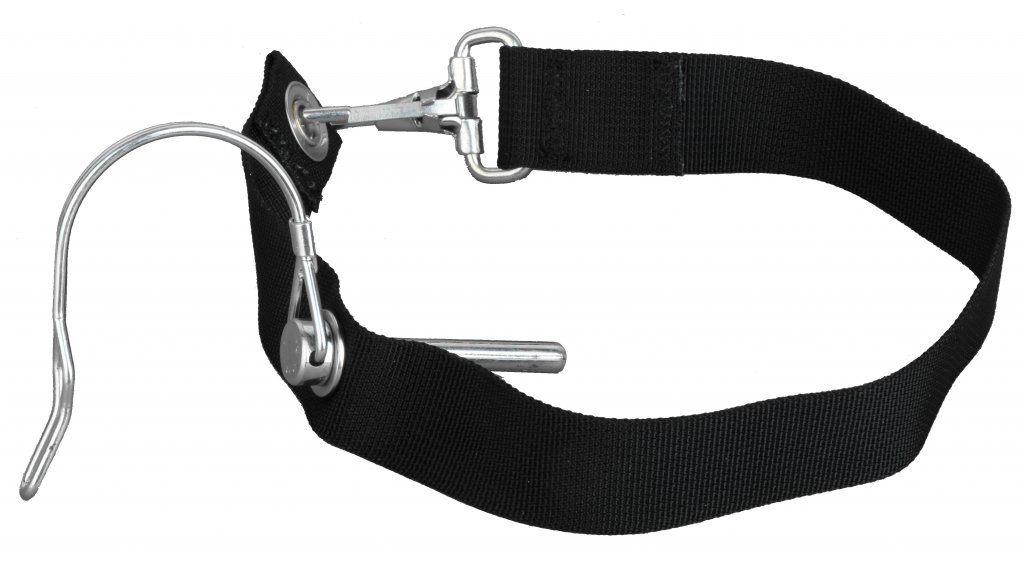 Burley Sicherheits ceinture pour Anhängerkupplung standard
