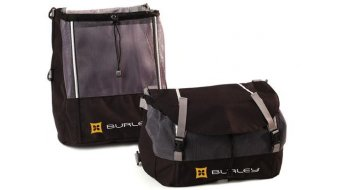 Burley Market Bag per Travoy black