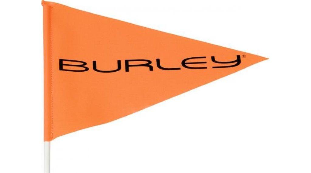 Burley Sicherheitsflagge 2-teilig mit Logo