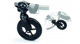 Burley wheel set for Walking option for Hänger from 2007 black