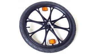 """Burley roue 20"""" pour Bee Bravo (pneu avec QR)"""