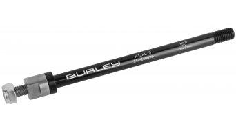 Burley Steckachse M12x1.75 142-148mm black