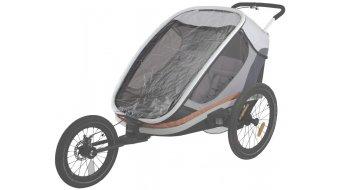 Hamax pioggia verdeck per rimorchio bici per bambini trasparente