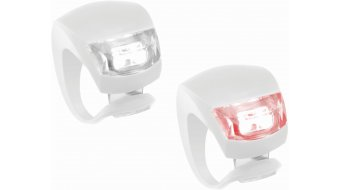 Hamax Knog Beetle LED- verlichting voor Outback/Outback One/Avenida/Avenida One white